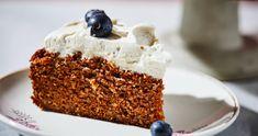 Gluténmentes barnított vajas répatorta recept | Street Kitchen Green Kitchen, Vanilla Cake, Smoothie, Bakery, Curry, Paleo, Healthy Eating, Food, Design