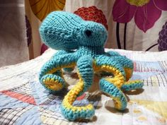 knit amigurumi