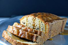 Salted Caramel Zucchini Bread - the weekend is almost here and this would be perfect for brunch!   Recipe: http://addapinch.com/cooking/2014/06/20/salted-caramel-zucchini-bread-recipe/
