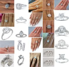 The Best Diamond Engagement Rings Are On SALE | Bridal Rings | Earrings | Latest Jewelry Trends | Jewelry on Sale