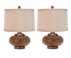 Tischleuchte Oriental, 2 Stück Jetzt bestellen unter: https://moebel.ladendirekt.de/lampen/tischleuchten/beistelltischlampen/?uid=5277ed7a-ae51-5f22-9ff6-afd40f89fe63&utm_source=pinterest&utm_medium=pin&utm_campaign=boards #lampen #tischleuchten #beistelltischlampen #dekoleuchten