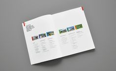 HYPO Annual Report on Behance