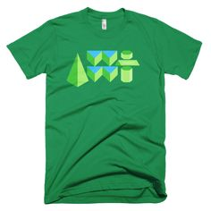 polygon iwwt | mens t-shirt