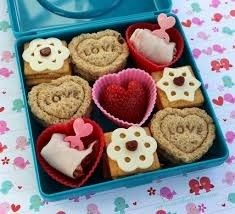 bento prikker hart 12 stuks