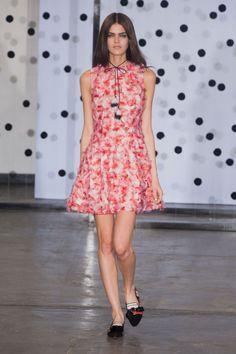 Défile Tanya Taylor prêt-à-porter automne-hiver 2014-2015, New York #NYFW #Fashionweek