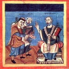 Alcuin of York: History of York