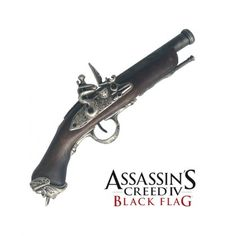 Assassin's Creed IV Edward Kenway Replica Smooth-Bore Pistol from Gamerabilia £49.99