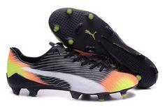 the best attitude 82785 cea88 2016 Latest Puma evoSPEED 1.4 SL FG Soccer Boots Orange Black White,www .cheapnikesoccers.com
