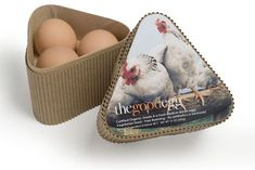 Egg labels