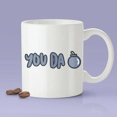 @ideasbyarianna  You Da Bomb - Funny Coffee Mug [Great Gift For A Lover or Friend]