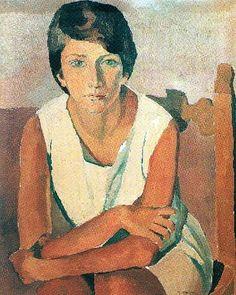MARIA PADULA (1915-1987) Rosellina, 1964
