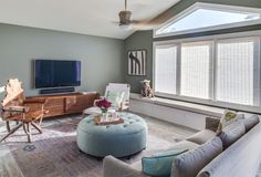 family room | Kati Curtis Design