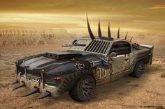 Pin by andrew ricklefs on end of the world post apocalyptic, death race, ap Apocalypse World, Apocalypse Art, Arcee Transformers, Monster Trucks, Zombie Apocalypse Survival, Death Race, Mad Max Fury Road, Gt500, Ford Bronco