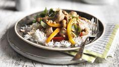 Hainanese chicken rice recept bbc food recipes chicken cashew nut and basil stir fry forumfinder Choice Image