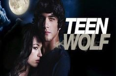 Teen Wolf Twitter campaign with scratched tweets