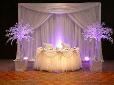 Sweet Sixteen decor