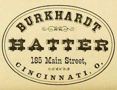 Burkhardt Hatter