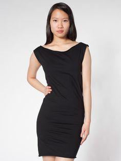 American Apparel - Fine Jersey T Dress