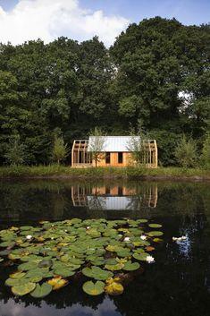 Das Gartenhaus mit dem flexibelsten und praktischsten Design aller Zeiten