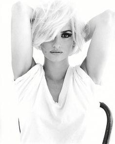 Penelope Cruz by Cass Bird