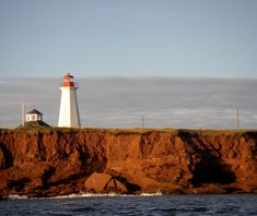Shipwreck Point Lighthouse Shipwreck, Lighthouses, Monument Valley, Canada, Nature, Travel, Light House, Naturaleza, Viajes