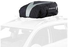Car Roof Bag Folding Top Luggage Carrier Storage Travel Waterproof Van Touring