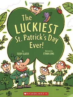 book to go with St Patricks day writing
