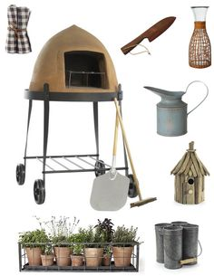 Pizza oven. Need.
