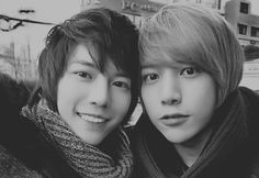 Park Taejun and Lee Chi Hoon