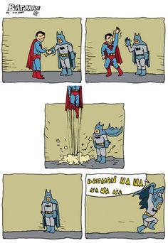 Na Na Na... Batman.