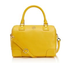 Tory Burch Robinson Satchel- Min, your bag!
