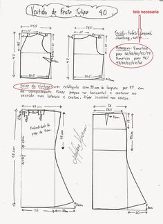 12 Sewing Patterns Tips Mccalls Patterns, Sewing Patterns Free, Clothing Patterns, Dress Patterns, Pattern Sewing, Free Pattern, Sewing Hacks, Sewing Tutorials, Sewing Projects