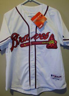 Jason Heyward , Atlanta Braves Authentic jersey , Size 48 , NWT