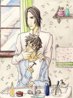 Attention Mr. Potter by Yuki-Almasy.deviantart.com on @DeviantArt