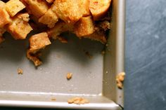 Pumpkin Bread Pudding? Yes, please!
