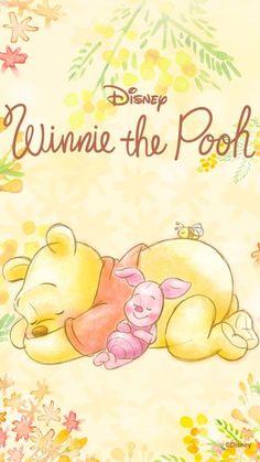 Winnie the Pooh / DisneyKostenlose hochwertige iPhone Wallpaper iPhone Wand & # . Cute Winnie The Pooh, Winne The Pooh, Winnie The Pooh Friends, Cute Anime Wallpaper, Disney Wallpaper, Iphone Wallpaper, Disney Diy, Cute Disney, Pooh Bear