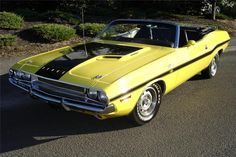 ◆1970 Dodge Challenger Convertible◆...Re-pin brought to you by agents of #carinsurance at #houseofinsurance in Eugene, Oregon