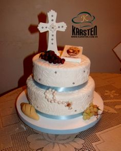 Torta de #Bautizo