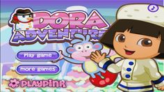 Dora's Adventure Fun, Play Baby Games