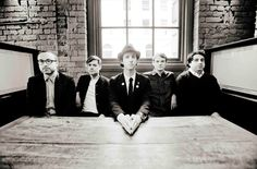 Guest column - Political Persuasion: Writing a so-called political song by Maximo Park's Paul Smith