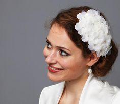 Fascinator, Headpiece, Elegant, Crown, Wedding, Accessories, Jewelry, Style, Etsy Shop