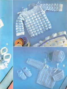Album Archive - Con lana y moda Especial bebes Baby Knitting, Knit Crochet, Album, Patterns, Beautiful Models, Knit Jacket, Knitting And Crocheting, Knits, Baby Boy Sweater