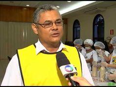 """Programa """"Mãos Que Ajudam"""" trabalham em prol da doação de grãos"""