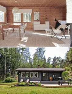 A COZY FINNISH HOLIDAY CABIN | THE STYLE FILES