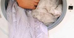 Moje záclony mi po čase zežloutly, no odmítala jsem je vyhodit. Pak mi máma poradila triky, které na bělení záclon používala babička. Vypadají jako nové! - ProSvět.cz Laundry, Organization, Clothes, Home Decor, Women, Recipes, Laundry Room, Getting Organized, Outfits