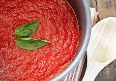 Quick Marinara Sauce | Skinnytaste