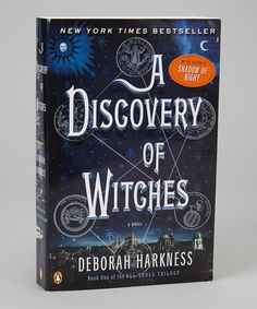Take a look at this A Discovery of Witches Paperback by Penguin Group (USA) on #zulily today!