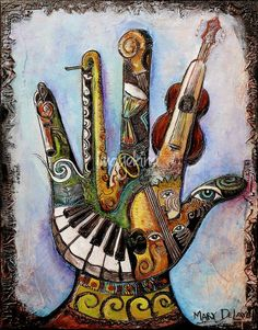Handful of Music by Mary DeLave