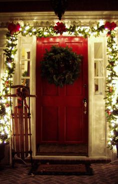 2013 porch christmas decoration ideas on pinterest 24 pins