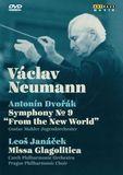 Vaclav Neumann: Antonin Dvorak - Symphony No. 9/Leos Janacek - Missa Glagolitica [DVD] [Slovak] [2010]